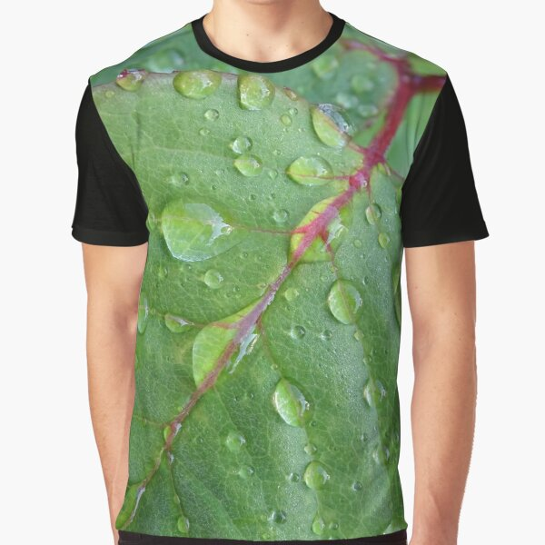 After the rain Graphic T-Shirt