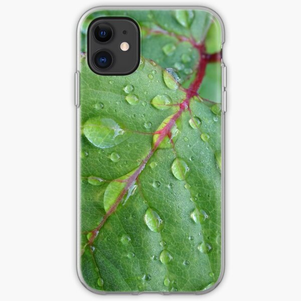 After the rain iPhone Soft Case