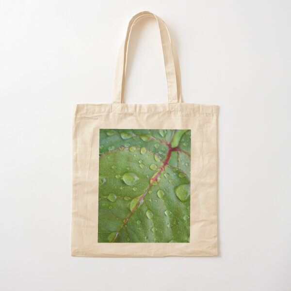 After the rain Cotton Tote Bag