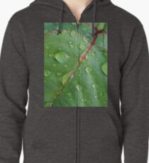 After the rain Zipped Hoodie