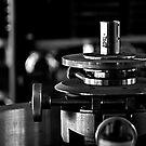 Old gears by Andrea Rapisarda