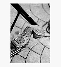 Musical instrument Photographic Print