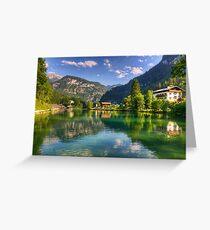 Berchtesgaden Greeting Card
