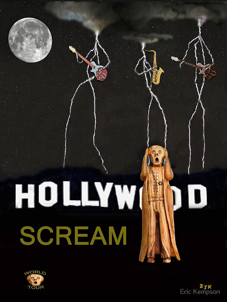 Hollywood Scream by Eric Kempson