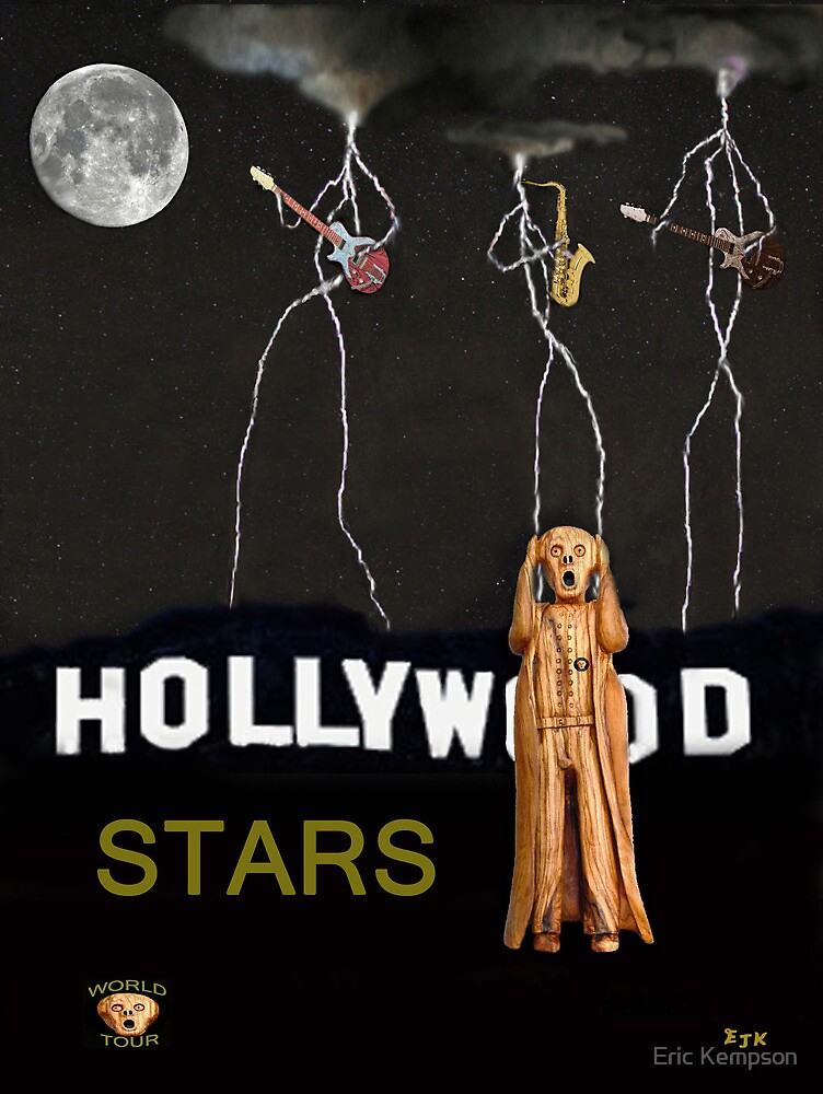 Hollywood Stars by Eric Kempson