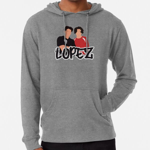 Lopez Brothers. Lightweight Hoodie