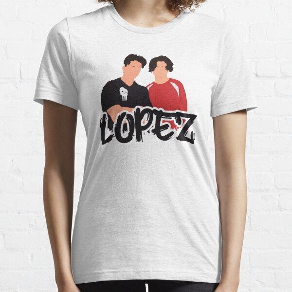 Lopez Brothers. Camiseta esencial