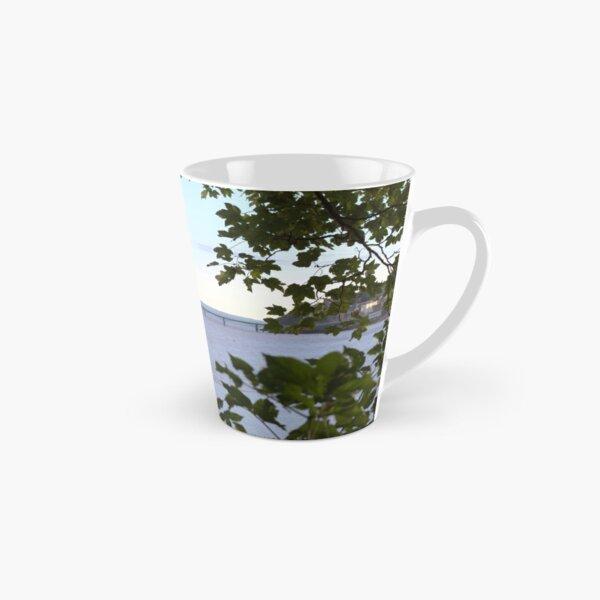 Framed pier Tall Mug