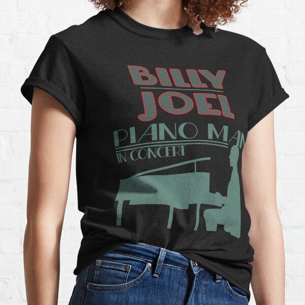 Billy Joel Piano Man Classic T-Shirt