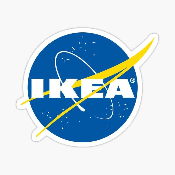 Swedish Space Agency Sticker