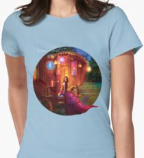 Wanderlust Women's Fitted T-Shirt