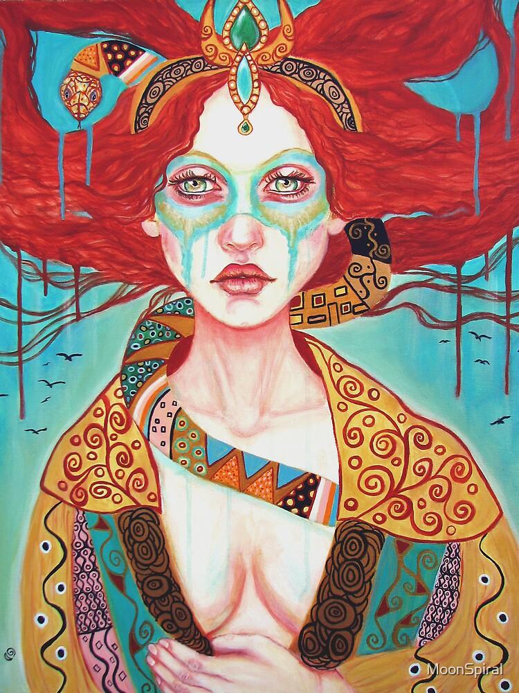 Magdala Rising by MoonSpiral