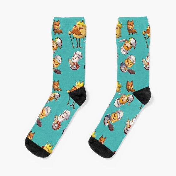 Overcooked Socks