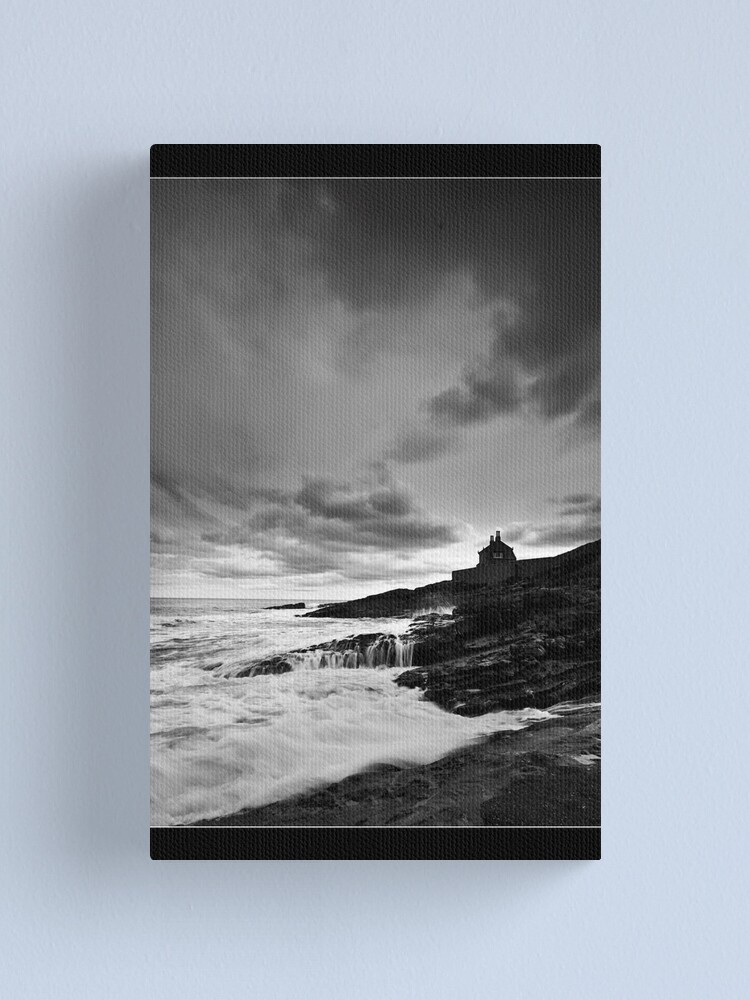Alternate view of The Bathing House Canvas Print