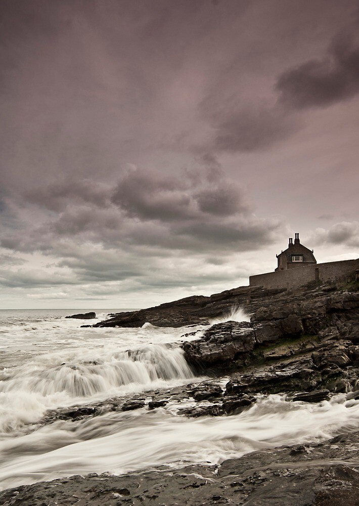 The bathing house by james  thow