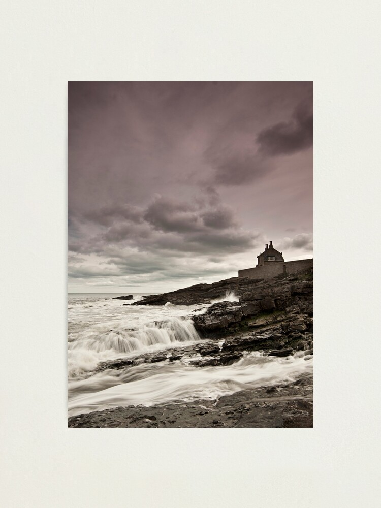Alternate view of The bathing house Photographic Print