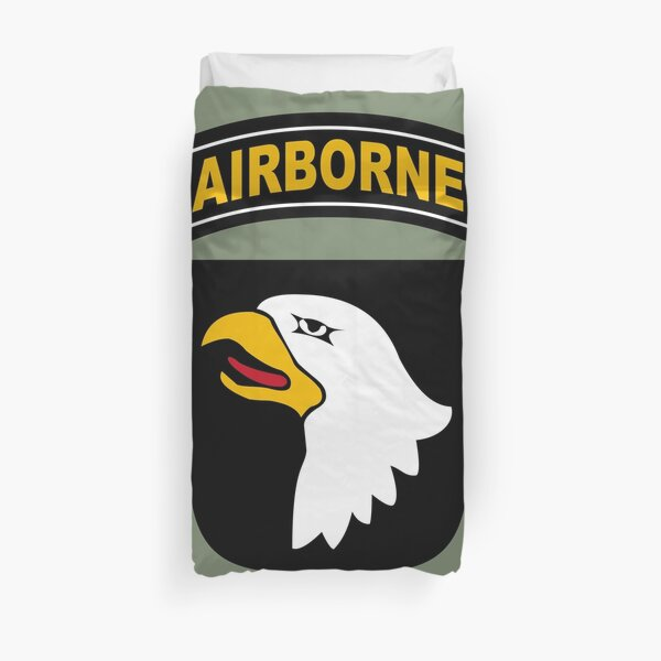 101st Airborne Division (US Army) Duvet Cover