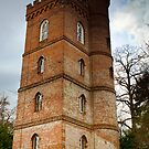 Gothic Tower by Dean Messenger