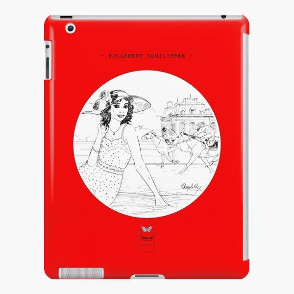 FOLLEMENT ÉQUILIBREE Coque rigide iPad