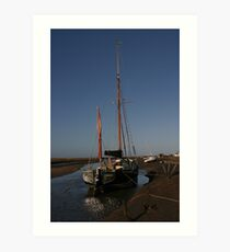 Blakeney, Norfolk Art Print