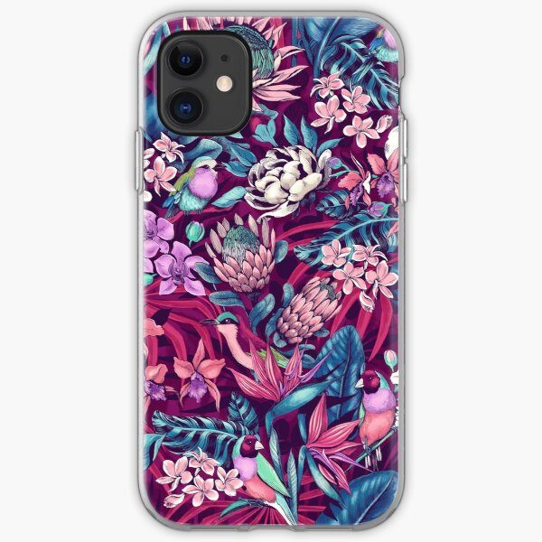 Stand Out! (ultraviolet 1) iPhone Soft Case