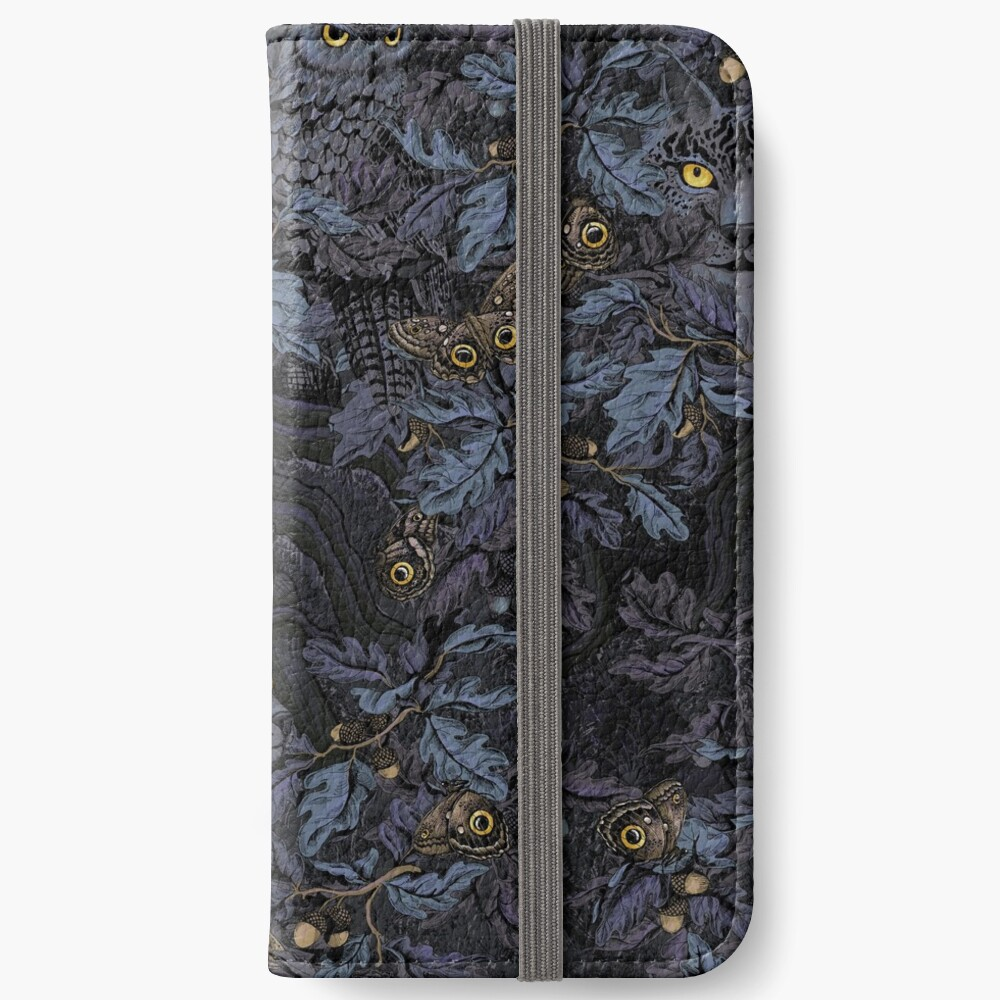 Fit In (moonlight blue) iPhone Wallet