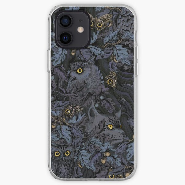 Fit In (moonlight blue) iPhone Soft Case