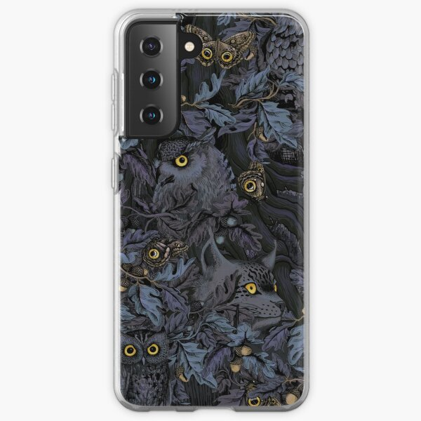 Fit In (moonlight blue) Samsung Galaxy Soft Case