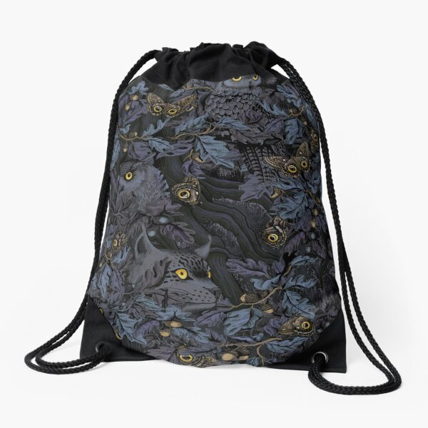 Fit In (moonlight blue) Drawstring Bag