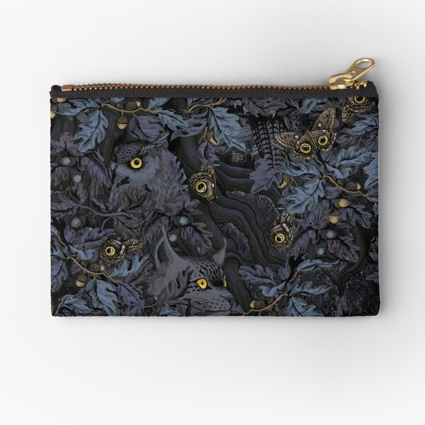 Fit In (moonlight blue) Zipper Pouch