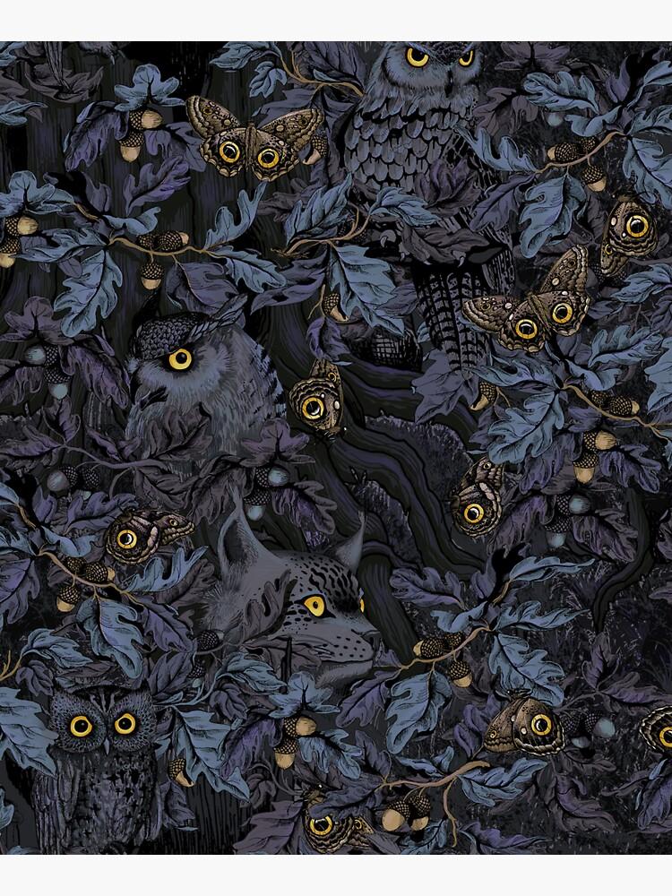 Fit In (moonlight blue) by celandinestern