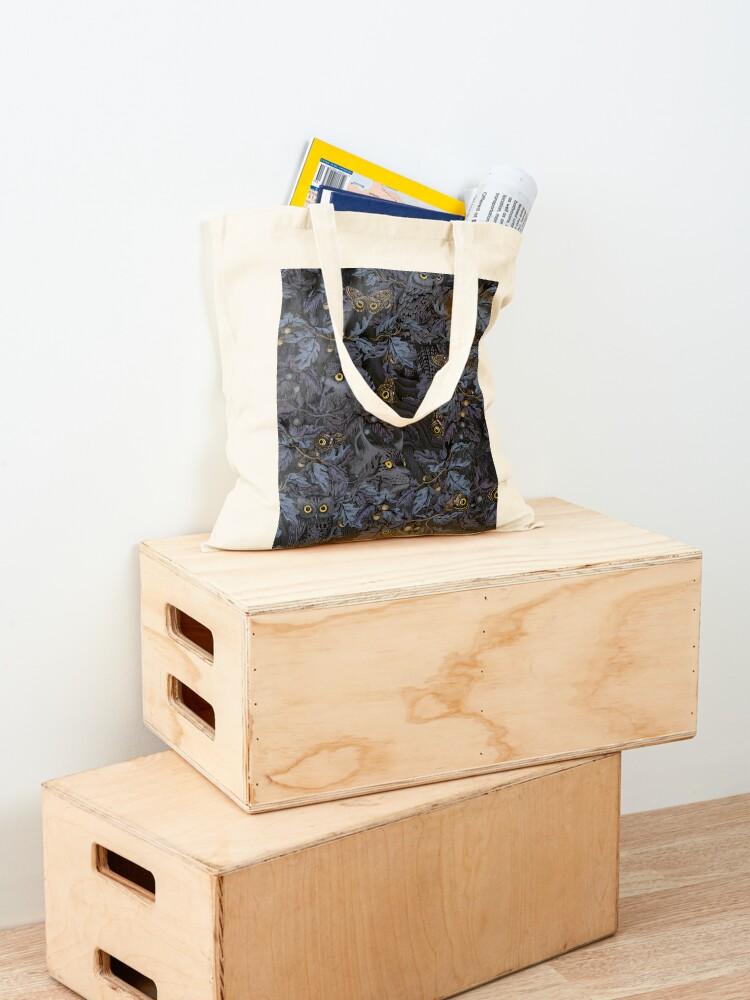 Alternate view of Fit In (moonlight blue) Tote Bag