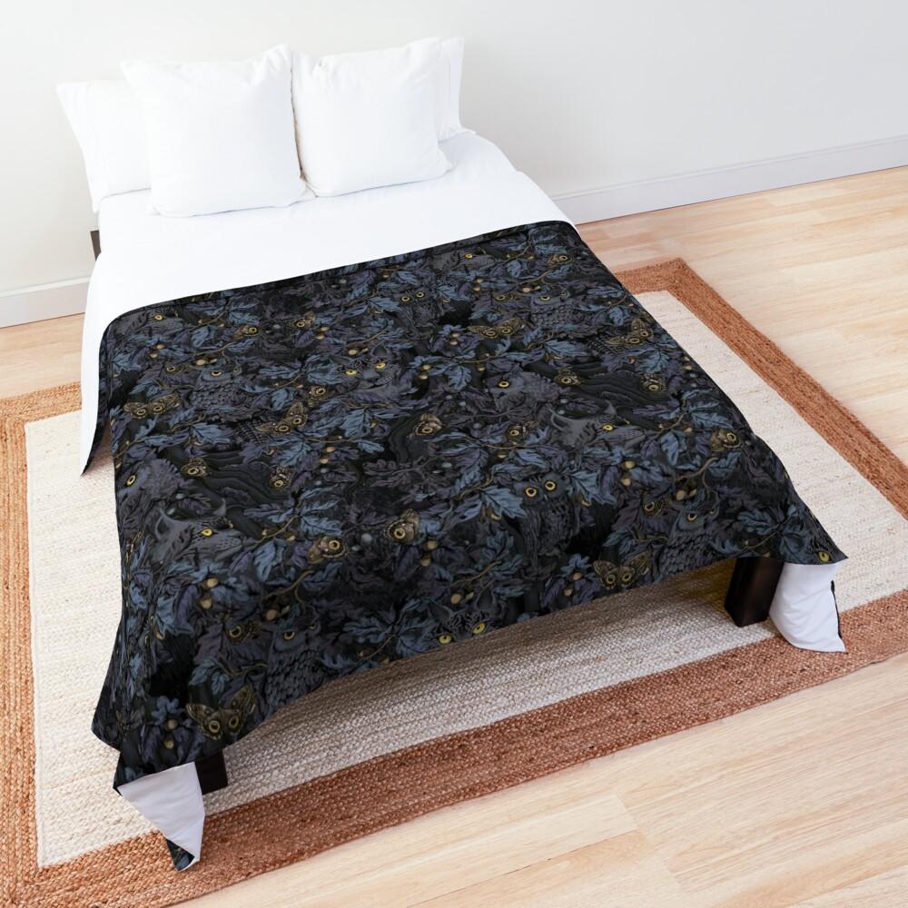 Fit In (moonlight blue) Comforter