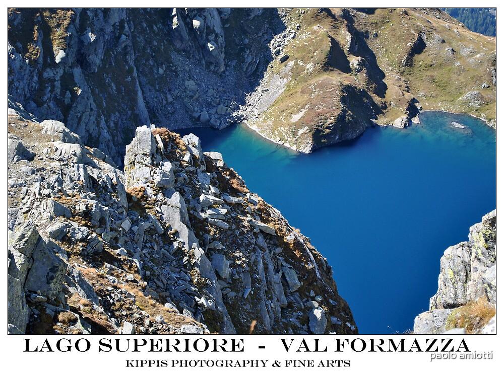 lago superiore by paolo amiotti