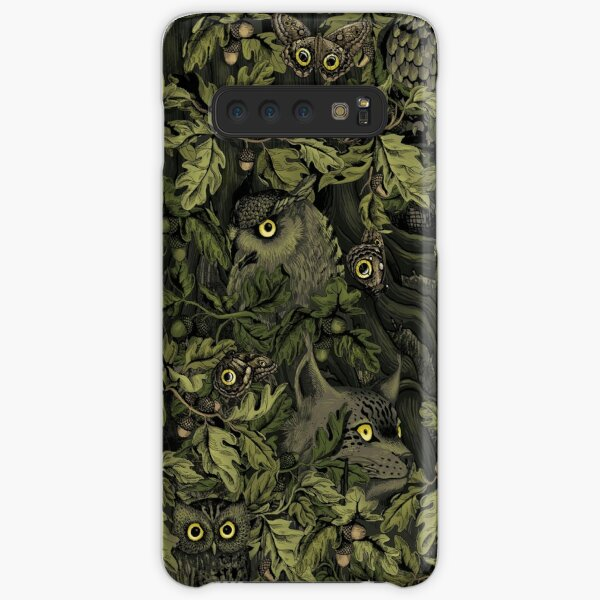 Fit In (olive green) Samsung Galaxy Snap Case