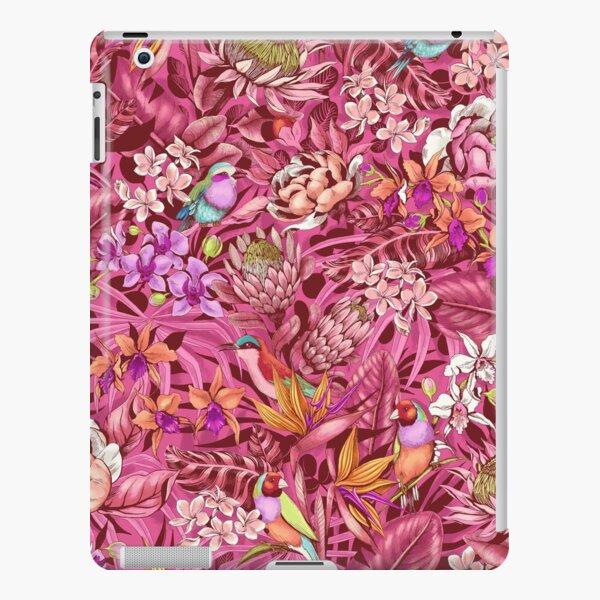 Auffallen! (tropisch rosa) iPad – Leichte Hülle