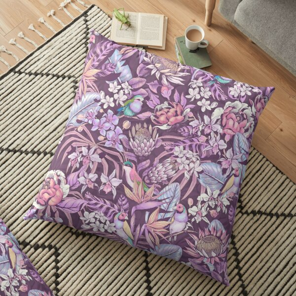 Stand Out! (soft pastel) Floor Pillow