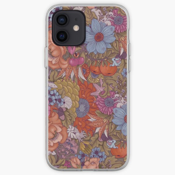 The Wild Side - Autumn iPhone Soft Case