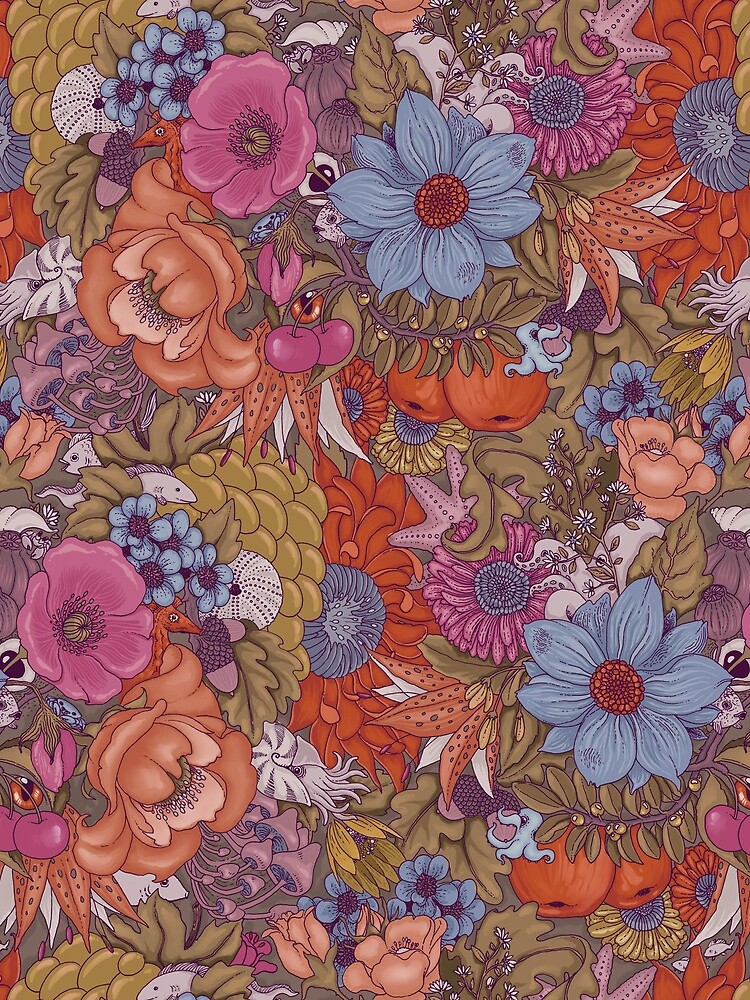 The Wild Side - Autumn by celandinestern