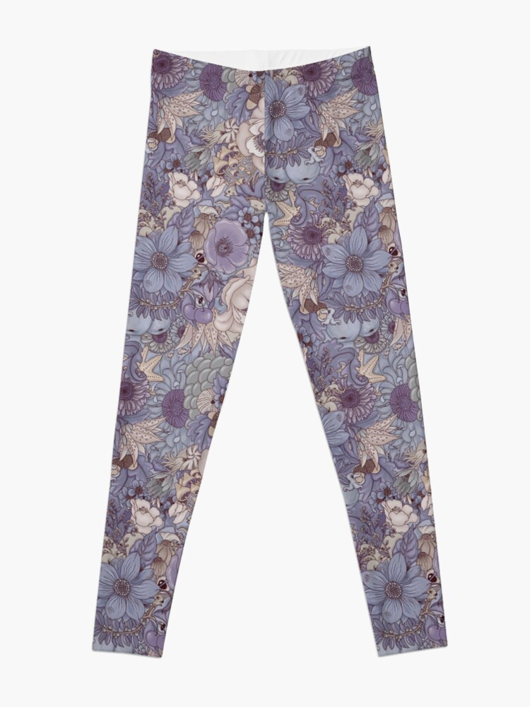 Alternate view of The Wild Side - Lavender Ice Leggings