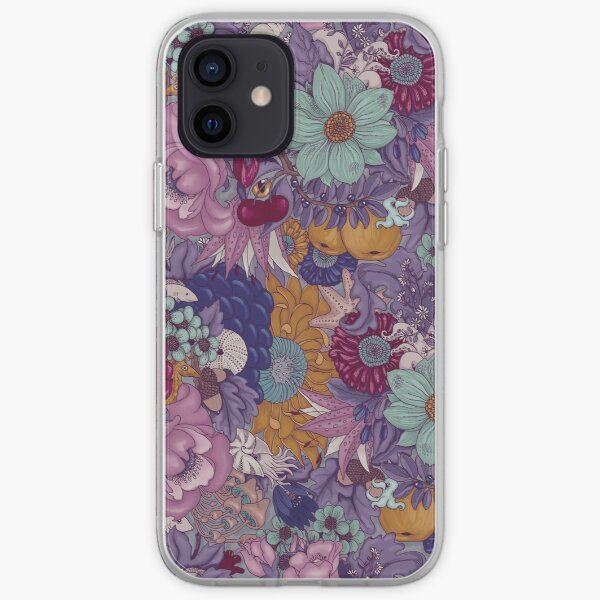 The Wild Side - Winter iPhone Soft Case