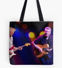 Guitars and Sax Tote Bag