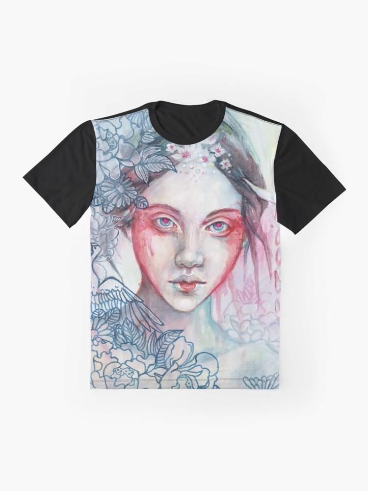 Alternate view of Zoe Graphic T-Shirt