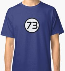 73 - The Best Number Classic T-Shirt