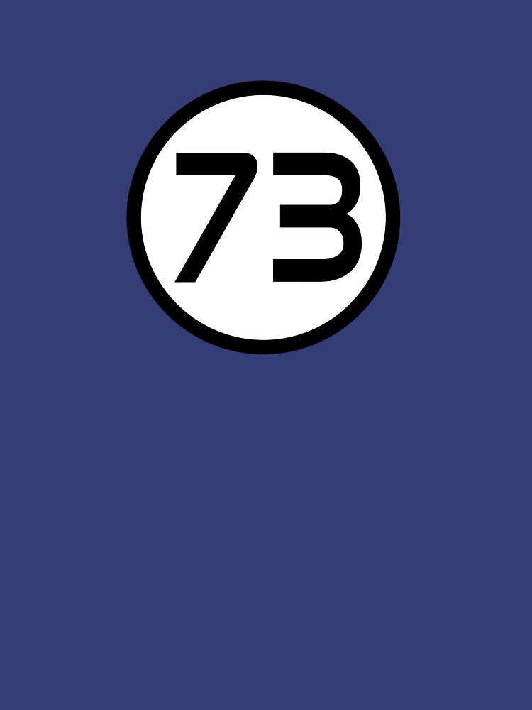73 - The Best Number by kerchow