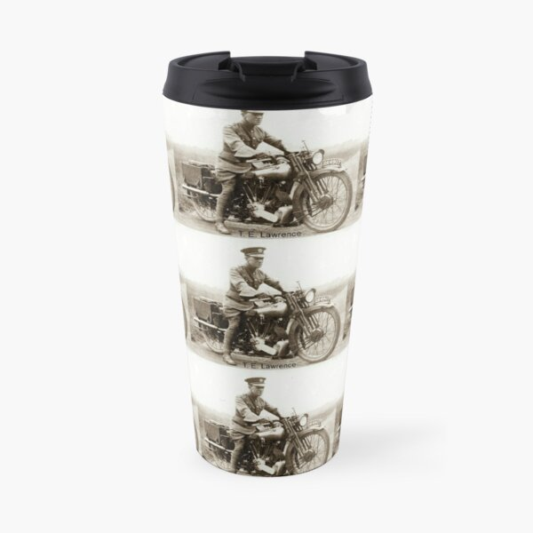 T.E.Lawrence (Lawrence of Arabia) Travel Mug