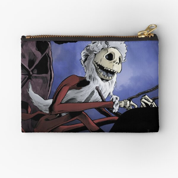 The Nightmare Before Christmas Zipper Pouch