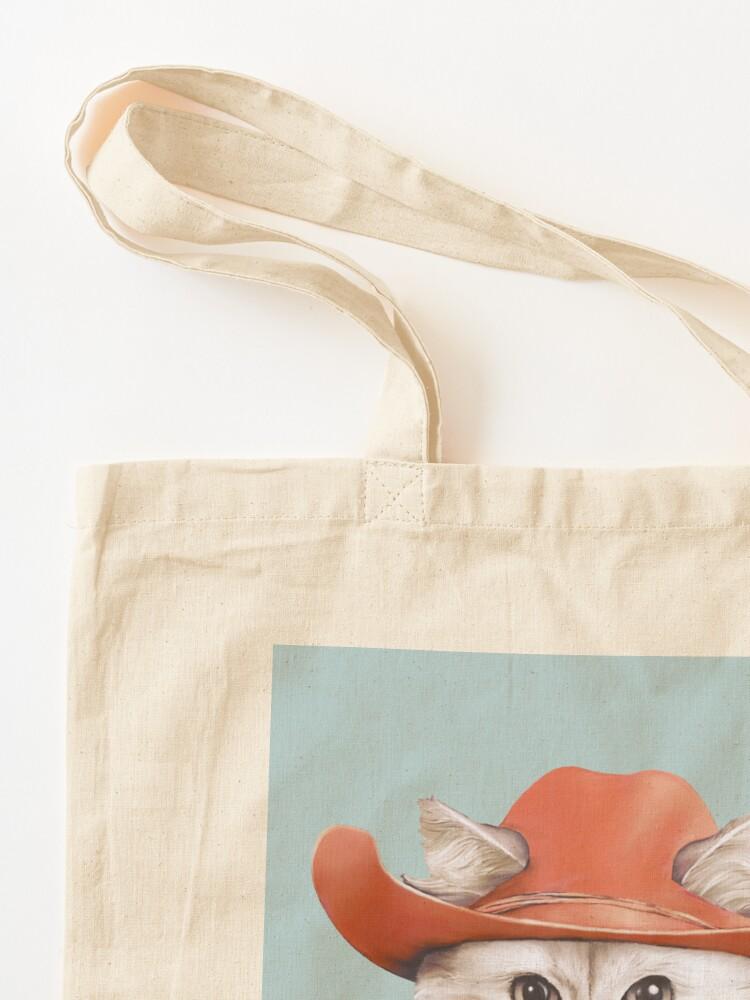 Alternate view of Rodeo Cat Tote Bag