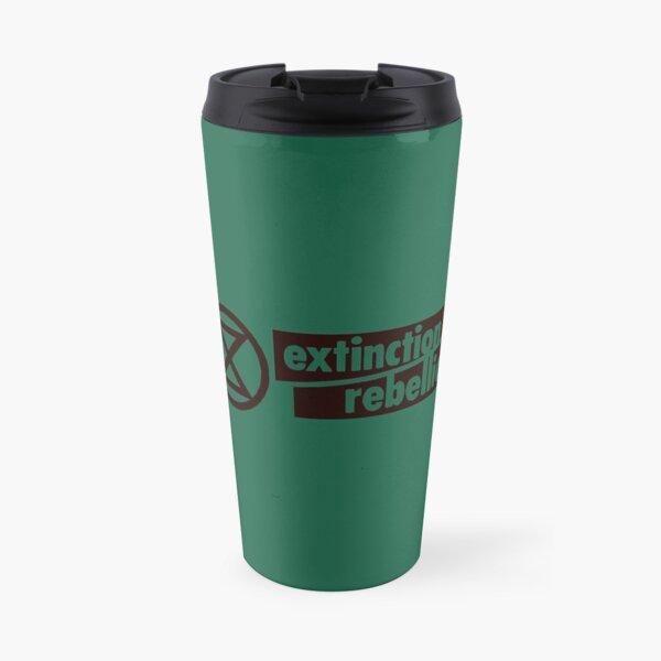 BEST SELLING Extinction Rebellion Merchandise Travel Mug