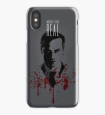 Moriarty Was Real (plain) iPhone Case